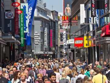 Köln Einkaufsstraßen