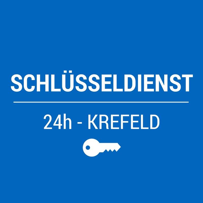 24h Schlüsseldienst Krefeld