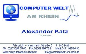 ComputerWelt am Rhein in Köln