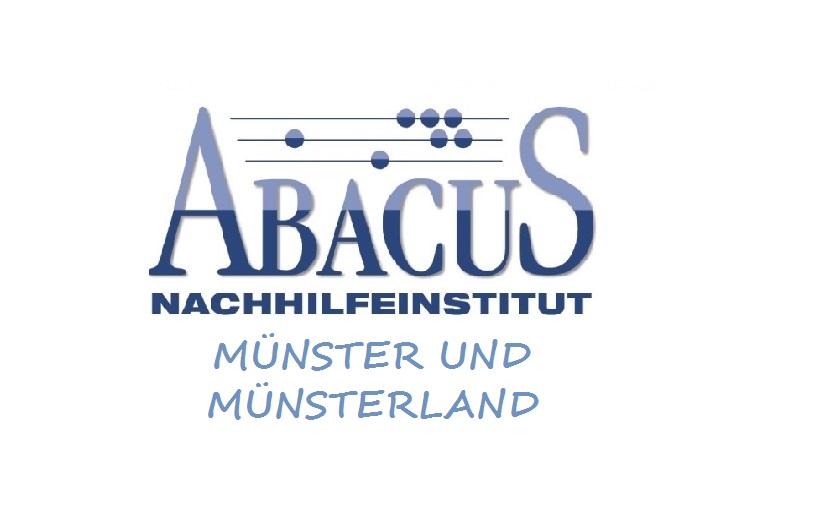 ABACUS-Nachhilfeinstitut Münster: Einzel-Nachhilfe zu Hause