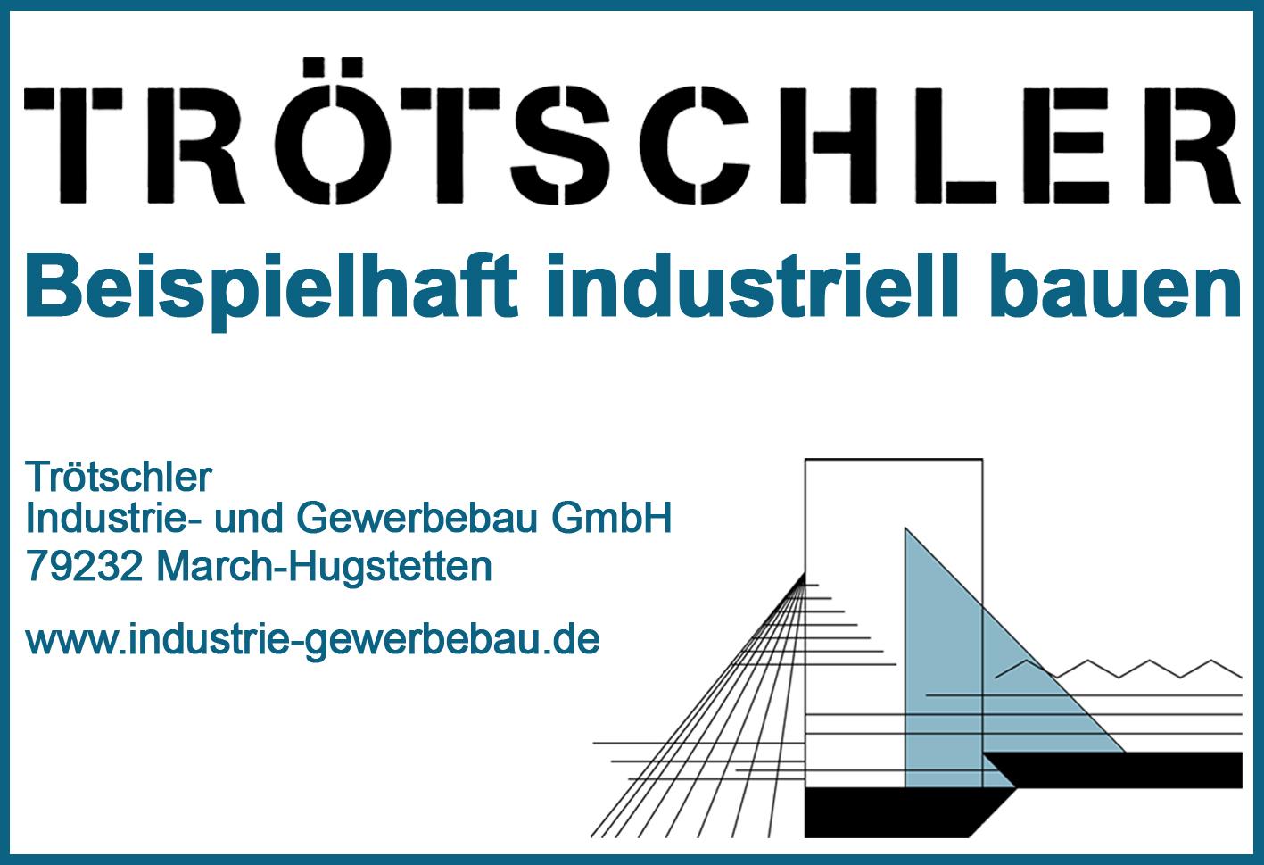 Trötschler Industrie- und Gewerbebau GmbH in March