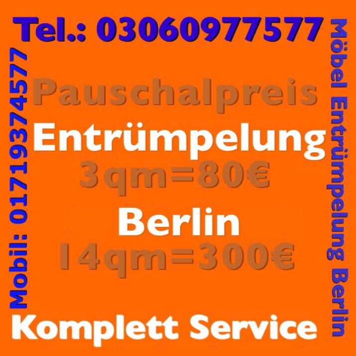 Möbelentsorgung Berlin in Berlin