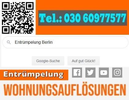Wohnungsauflösungen Berlin tel-01719374577.de