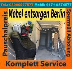 Möbelabholer Berlin