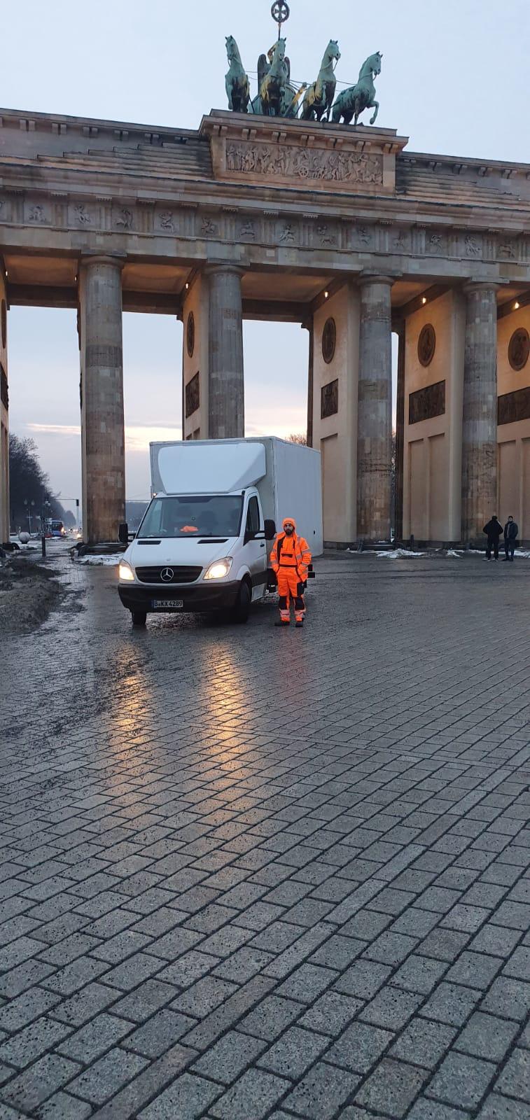 Sperrmüllabholung Berlin ♻ Jetzt abholen & entsorgen lassen!