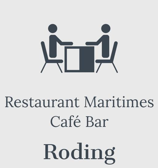 Cafe Restaurant Maritimes in Roding