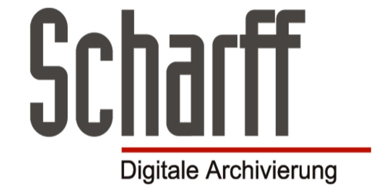 Scharff Digitale Archivierung