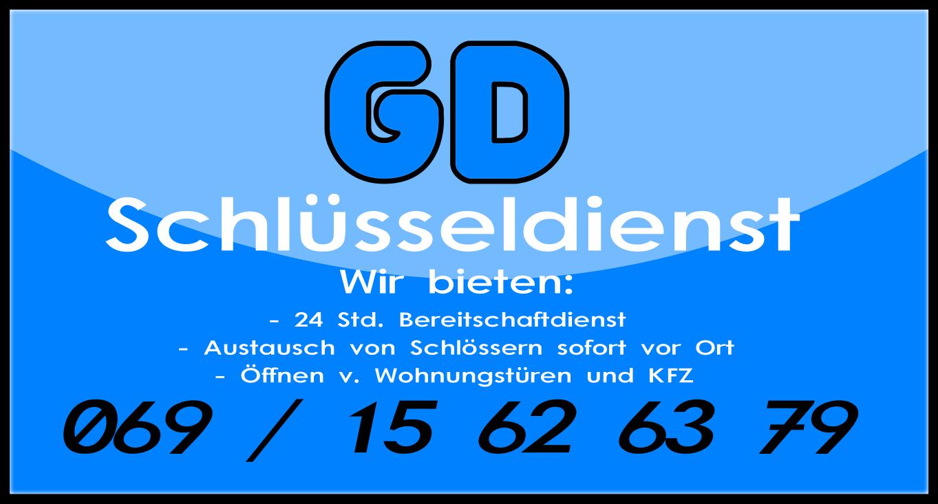 GD Schlüsseldienst in Frankfurt am Main