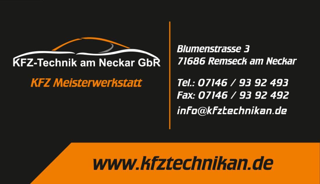 Kfz-Technik am Neckar GbR in Remseck am Neckar