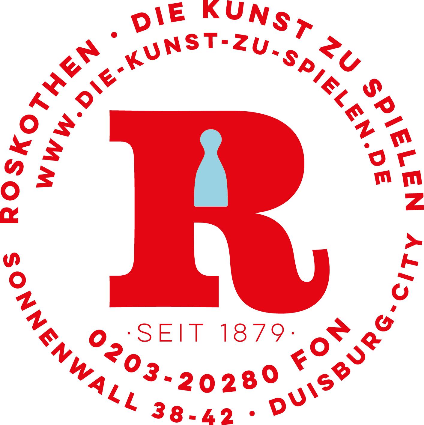 ROSKOTHEN - DIE KUNST ZU SPIELEN in Duisburg