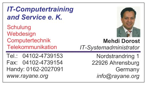 IT-Computertraining and Service e. K. in Ahrensburg
