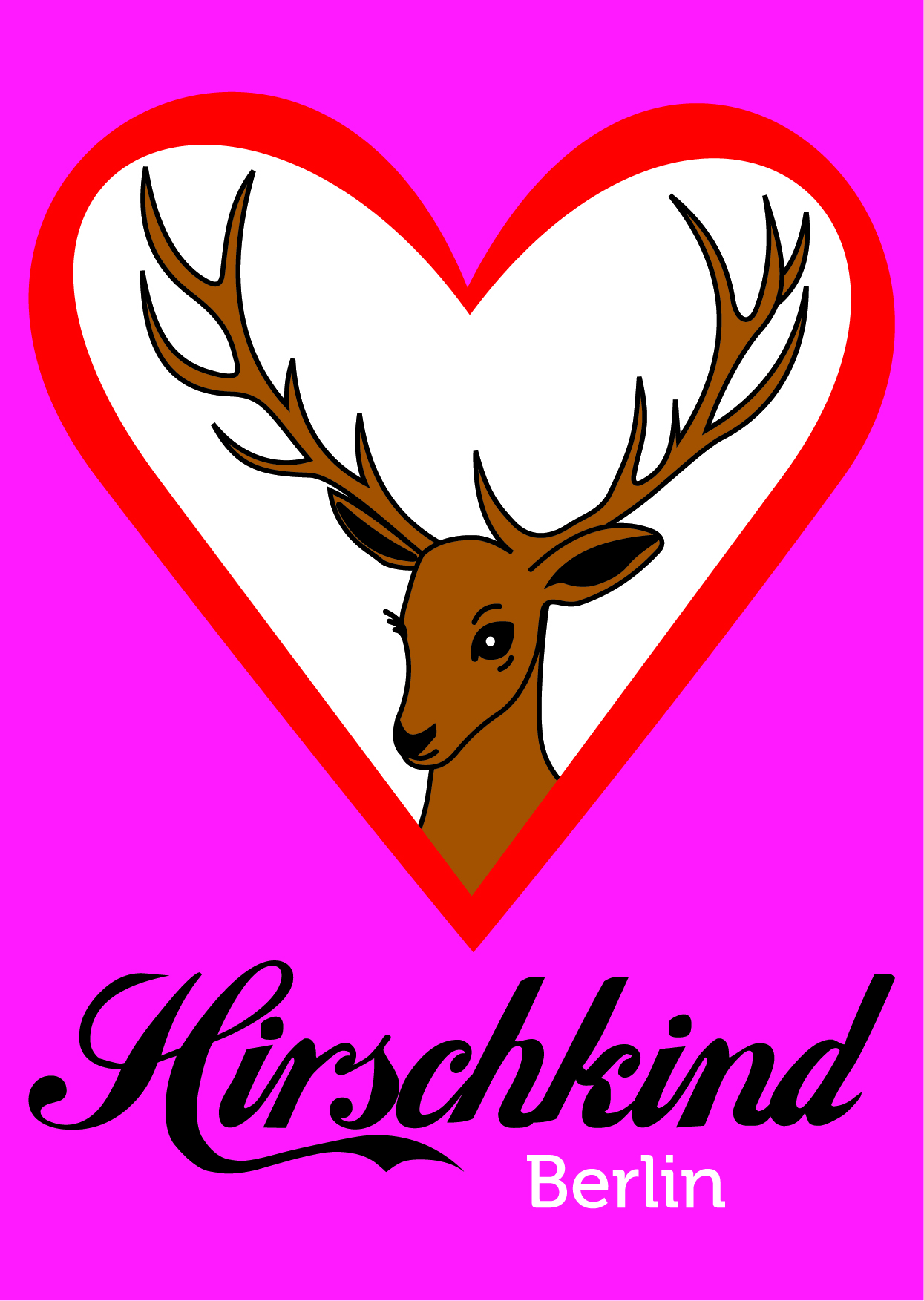 Hirschkind - Mode für Stadt, Land, Bett